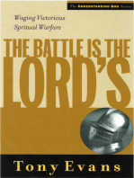 The Battle is the Lords