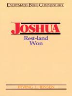 Joshua- Everyman's Bible Commentary