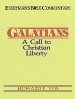 Galatians- Everyman's Bible Commentary
