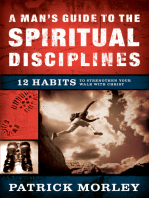 A Man's Guide to the Spiritual Disciplines