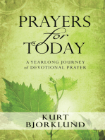 Prayers for Today