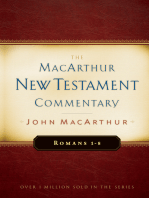 Romans 1-8 MacArthur New Testament Commentary