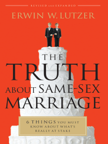 lutzer the truth about same sex marriage in Idaho