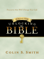 10 Keys for Unlocking the Bible