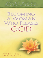 Becoming a Woman Who Pleases God