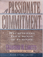A Passionate Commitment