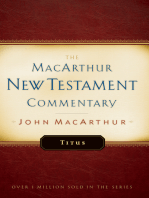 Titus MacArthur New Testament Commentary