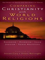 Comparing Christianity with World Religions