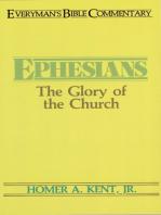 Ephesians- Everyman's Bible Commentary