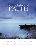 Foundational Faith