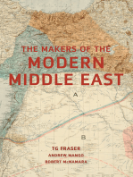 Making the Modern Middle East