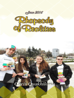 Rhapsody of Realities June 2016 Edition