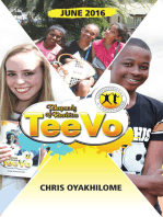 Rhapsody of Realities TeeVo JUNE 2016 Edition
