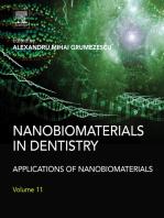 Nanobiomaterials in Dentistry