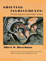 Shifting Involvements: Private Interest and Public Action - Twentieth-Anniversary Edition