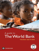 A Guide to the World Bank: Third Edition