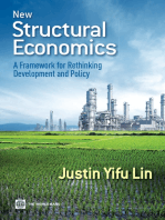New Structural Economics: A Framework for Rethinking Development and Policy