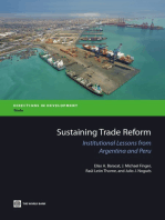 Sustaining Trade Reform: Institutional Lessons from Argentina and Peru