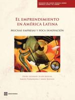 El Emprendimiento en América Latina: Muchas empresas y poca innovación