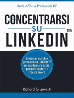 Concentrarsi su LinkedIn