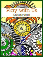 Play with Us:Coloring Book
