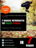 7 Daagse Introductie tot Paleo Fitness