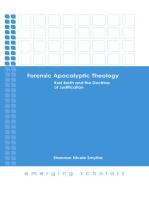 Forensic Apocalyptic Theology