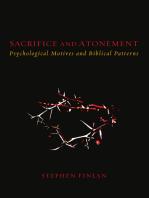Sacrifice and Atonement