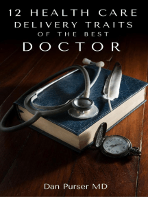 12 Traits Of The Best Doctor