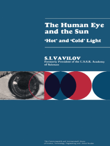 The Human Eye and the Sun: Hot and Cold Light