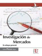 Investigación de mercados: Un enfoque gerencial