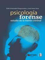 Psicología forense: Estudio de la mente criminal