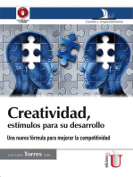 Creatividad, estímulos para su desarrollo