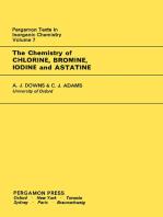 The Chemistry of Chlorine, Bromine, Iodine and Astatine