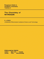 The Chemistry of Nitrogen