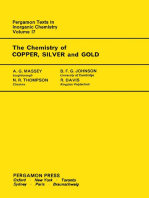The Chemistry of Copper, Silver and Gold