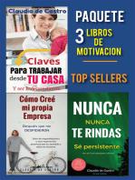 Paquete 3 Libros de Motivación: Top Sellers