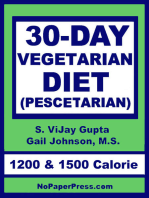 30-Day Vegetarian Diet