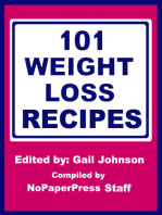 101 Weight Loss Recipes