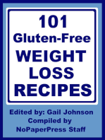101 Gluten-Free Weight Loss Recipes