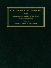 Clays and Clay Minerals: Index to Volumes 1–10