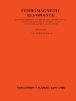 Ferromagnetic Resonance