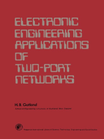 Electronic Engineering Applications of Two–Port Networks