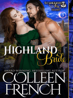 Highland Bride (Scottish Fire Series, Book 3)