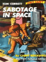 Sabotage In Space (Illustrated Edition)