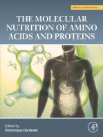 The Molecular Nutrition of Amino Acids and Proteins