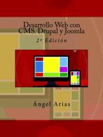 Desarrollo Web con CMS. Drupal y Joomla