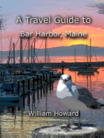 A Travel Guide to Bar Harbor, Maine