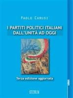 I partiti politici italiani dall'Unità ad oggi