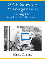 SAP Service Management